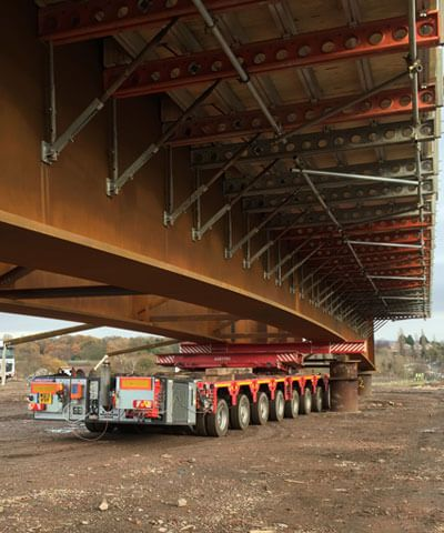 Steel Bridges, Complex Structures & Abnormal Loads